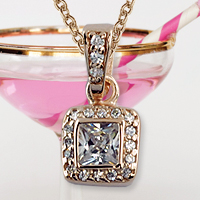 Gold plating & CCZ Jewelry