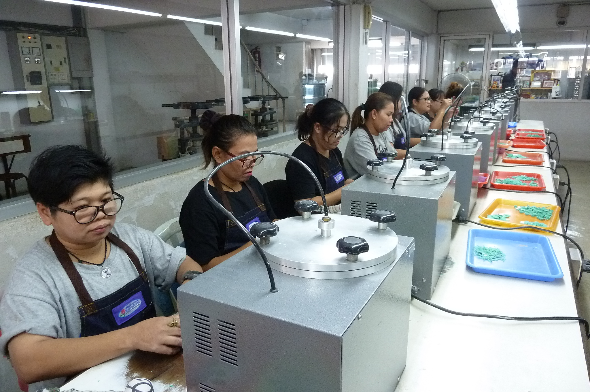 jewelry casting factory
